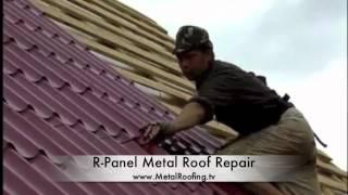 Metal Roofing - Terra Cotta Tile