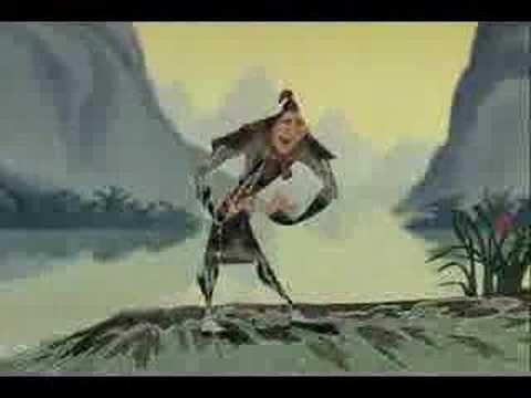 Mulan - une belle fille à aimer