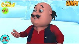 Badal Mein Ghar - Motu Patlu in Hindi - 3D Animated cartoon series for kids - As on Nick