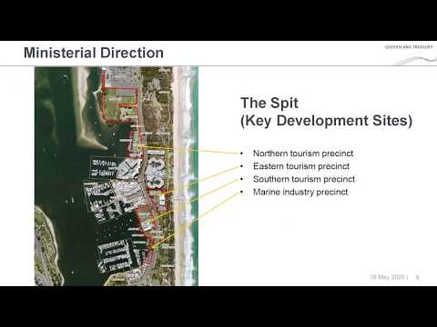 The Spit Industry Briefing Presentation