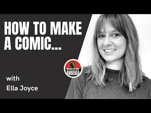 How To Make A Comic With Ella Joyce