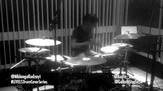 AKA ft Burna Boy, Da Les & Jr - All Eyes On Me (Drum Cover)