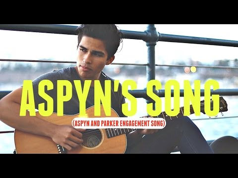 Aspyn's Song (Aspyn & Parker Engagement Song) | Alex Aiono Original