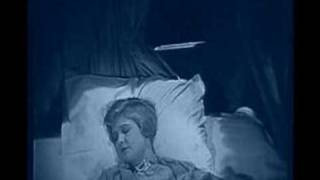 Cat and the Canary - 1927 - creepy scene