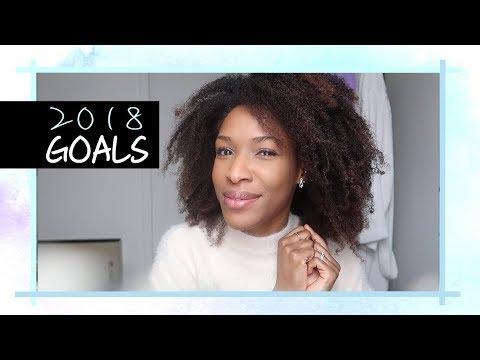 2018 GOALS ? Why ? • Pourquoi fixer des Objectifs ? ~ Ursula