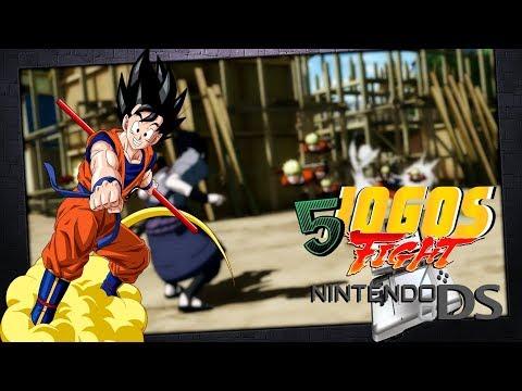 👊💥Top Jogos De Luta Nintendo DS (+Downloads)