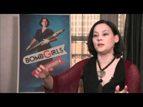 Download Interview with Meg Tilly for the series Bomb Girls