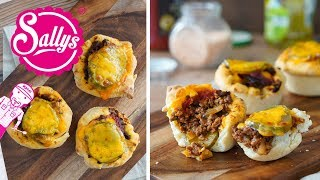 Cheeseburger Muffins / Murats 5 Minuten