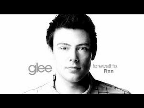 glee season  episode   quarterback review rip cory monteith youtube