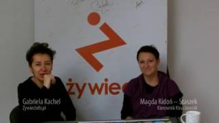 Wywiad z Magdaleną Kidoń – Staszek