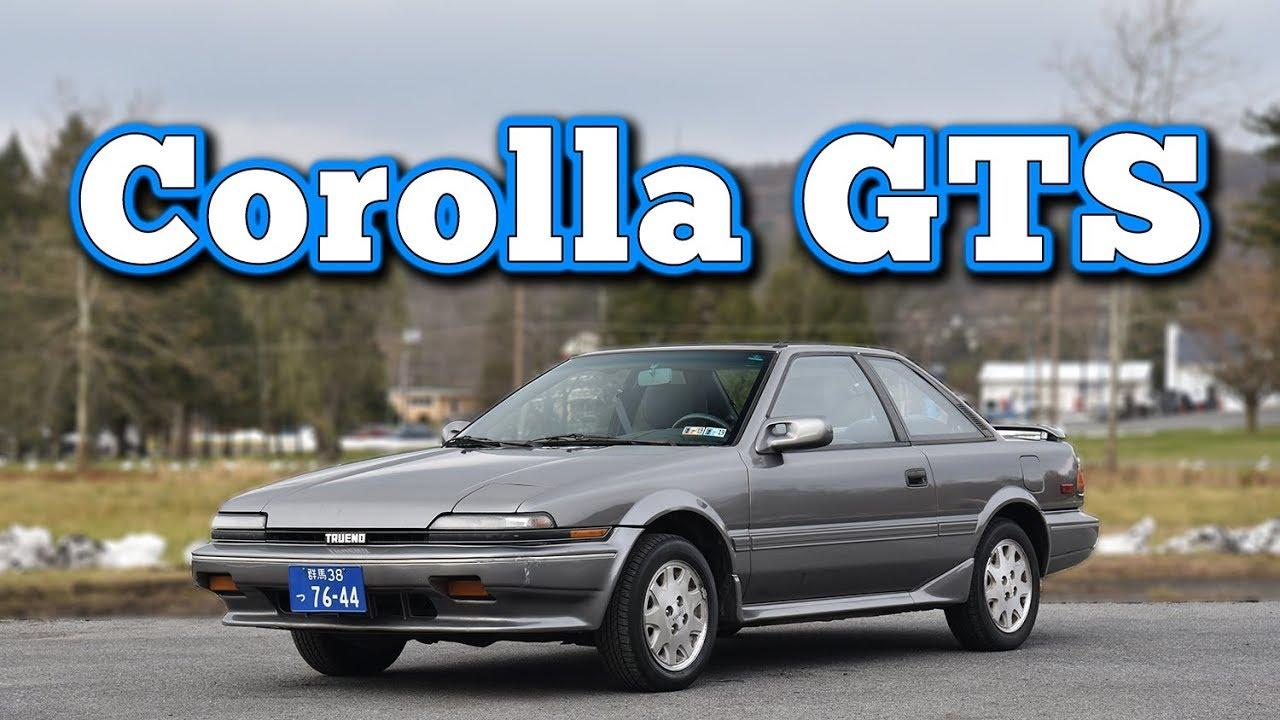 1990 Corolla GTS: Regular Car Reviews
