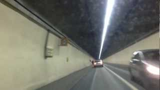 Rotherhithe Tunnel, London