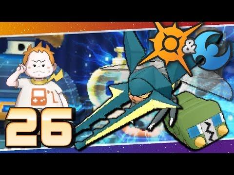 Pokémon Sun and Moon - Episode 26 | Captain Sophocles