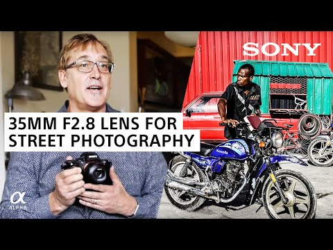 Brian Smith: Why The 35mm F2.8 Is So Good For Street Photography