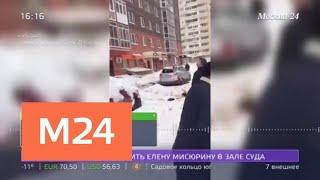 """Пожар произошел в новостройке в ЖК """"Бутово-Парк"""" - Москва 24"""
