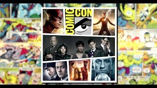 Entrevista Comic-Con: Gotham y Flash