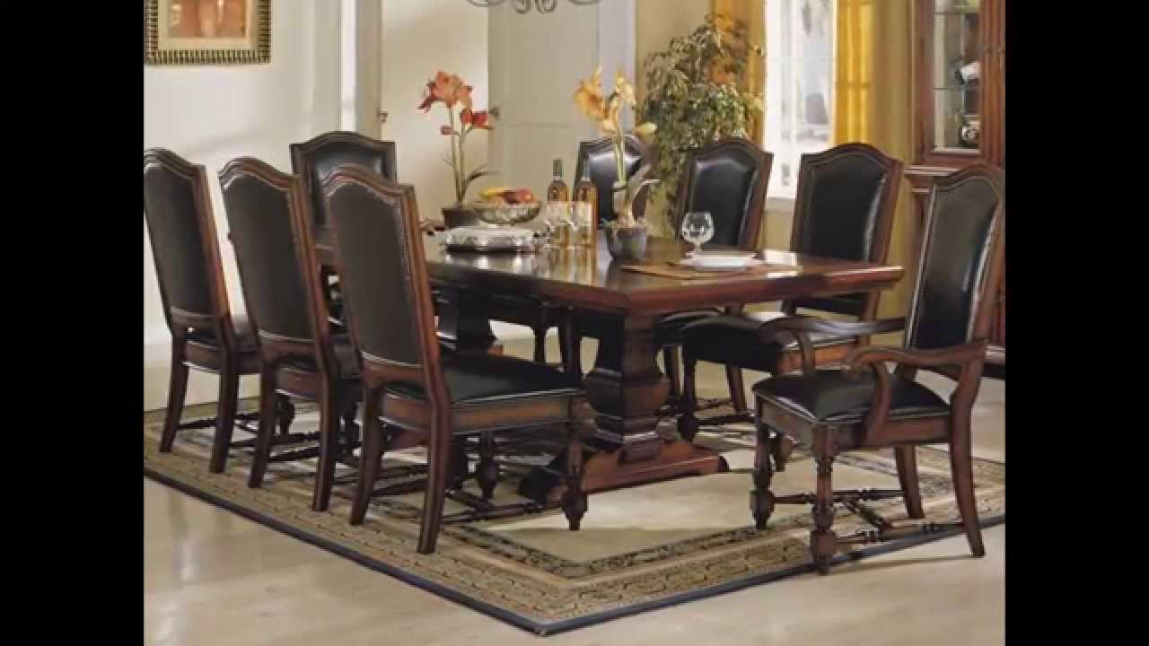 Dining room tables round dining room tables youtube for Dining room tables you tube