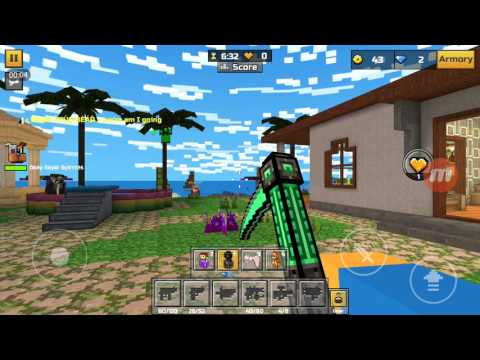 How To Get Guns In Sandbox In Pixelgun 3D