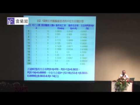 胰腺癌的診斷和中醫藥治療 - 陳炳忠教授 part1of2