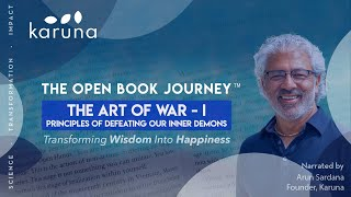 THE ART OF WAR - I: Principles Of Defeating Our Inner Demons