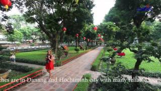 Hanoi Temple of Literature, Temple de la littérature Văn Miếu Quốc Tự Giám  Hanoi