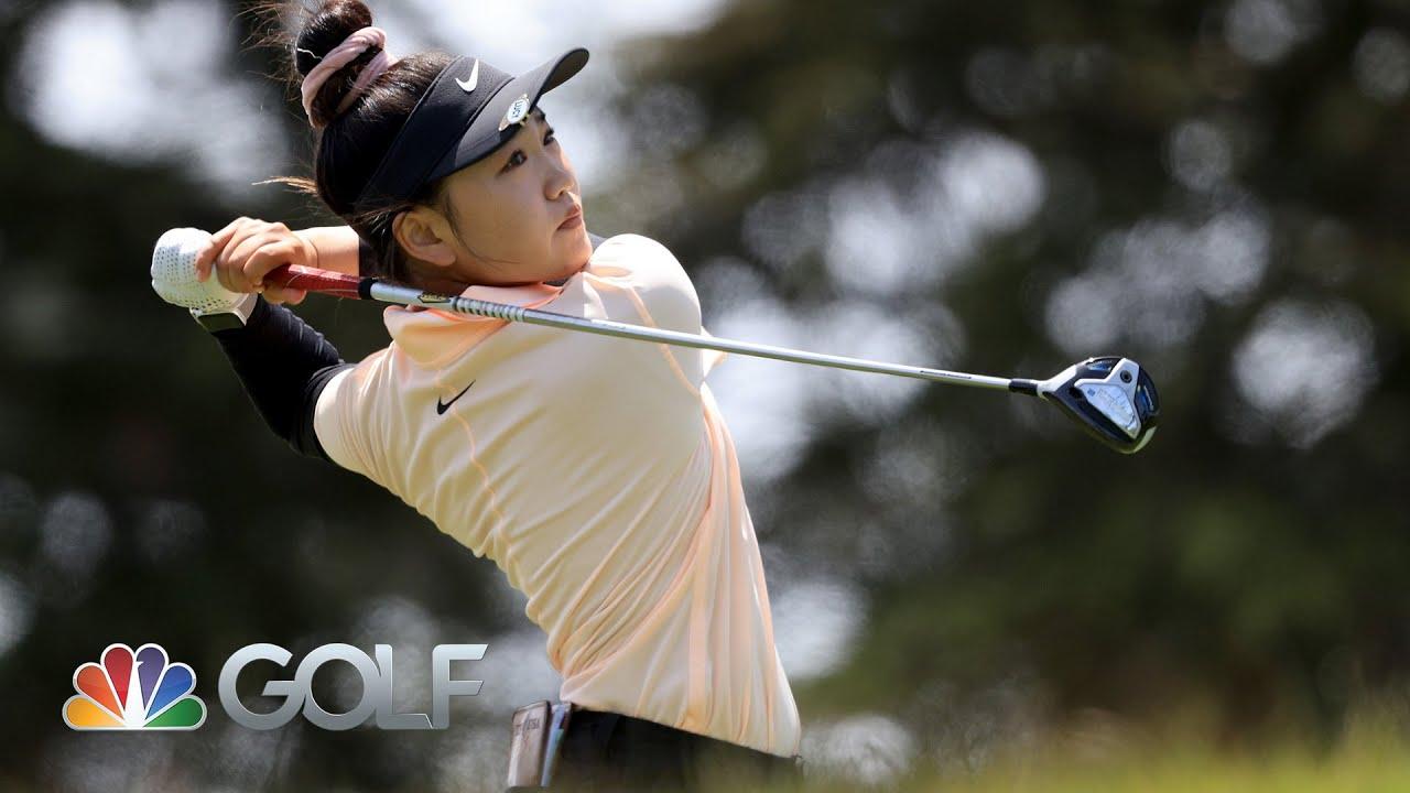 Highlights U S Women S Open 2021 Round 3 Golf Channel Youtube