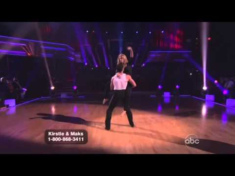 dancing with the stars max dating meryl