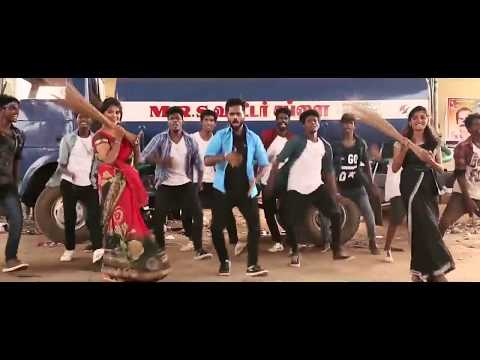 Adiye podi Pacha SirikiGana New Song Dancing Local Chennai BoysDolak Jagan