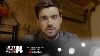 YouTube動画:JACK WHITEHALL IS SO SORRY | BRITs 2019