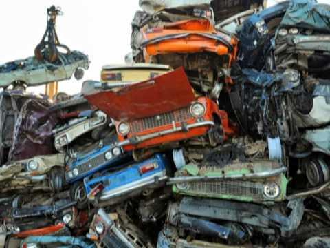 В России вновь началась программа утилизация автомобилей