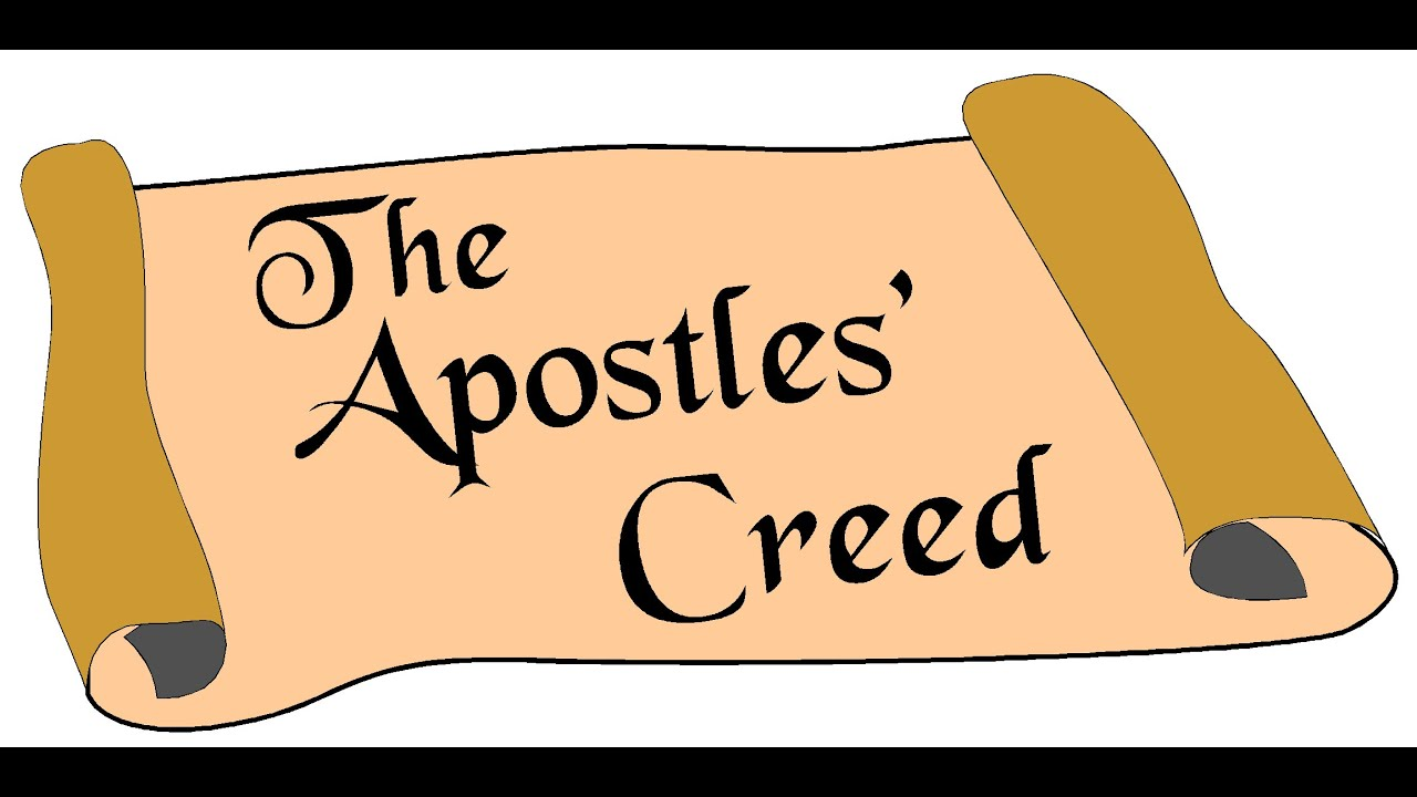 Image result for apostles creed