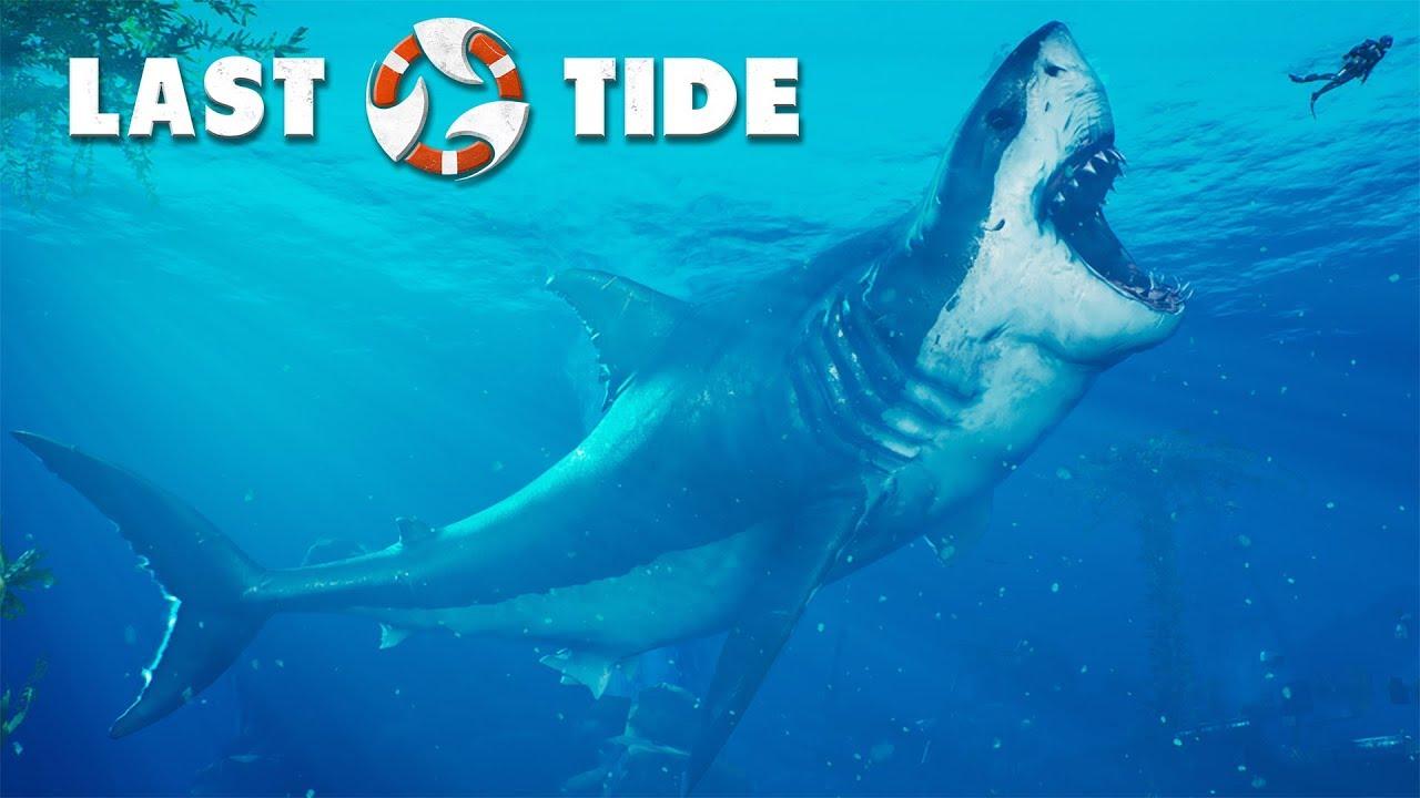 Халява: в Steam можно бесплатно играть в новый шутер Last Tide — PUBG под водой и с акулами