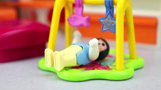 KARLCHEN KNACK - Flucht aus dem Krankenhaus! - Playmobil Polizei Film #122