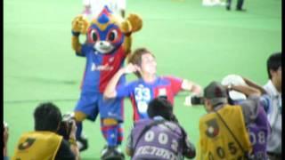 2011年9月10日に味の素スタジアムで行なわれた、J2リーグ第27節節 、FC...