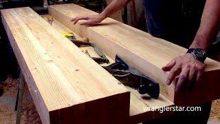 Poor Man's Carpenter's Bench   4 Wranglerstar