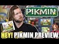 HEY! Pikmin | Gameplay Preview - Nintendo 3DS & 2DS