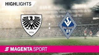 Gambar cover Preußen Münster - SV Waldhof Mannheim   Spieltag 17, 19/20   MAGENTA SPORT