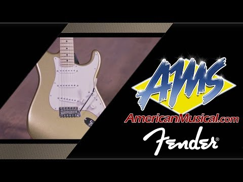 Fender Exclusive American Special Stratocaster Overview - American Musical Supply