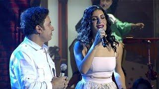 Beyaz Show - İrem Derici ve babasından muhteşem düet!