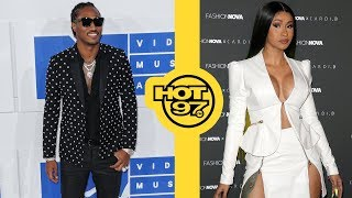 Future's Bodyguard Gets Dropped by Cowards + Cardi B Gives Her Fans a Scare.