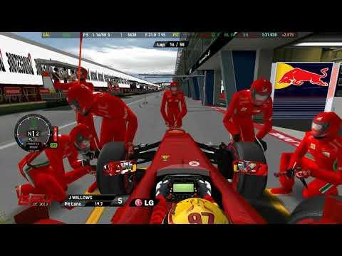 GP4 Offline Championship Season 2012:Round 1:Australian GP Highlights