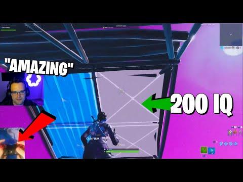 Trying FaZe Sway's Highground Retake Tutorial **Best Fortnite Player**