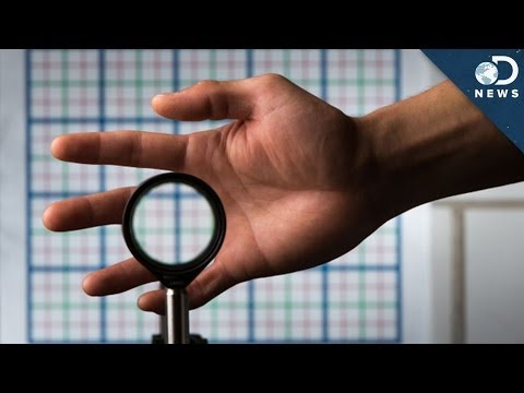 How Does This Invisibility Cloak Work?