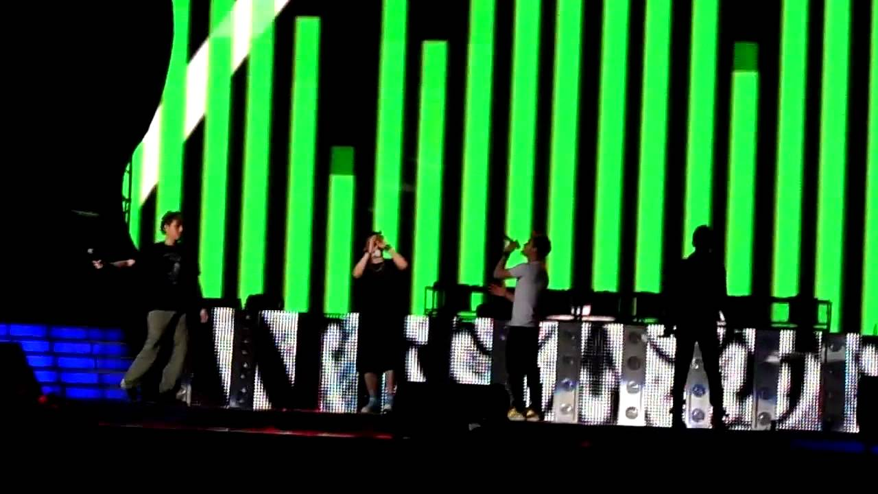 Download [120622] M.I.C Get It Hot rehearsal @ Wudalianchi Volcano Holy Water Festival