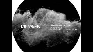 Miniwerk - Flower power(Original Mix)