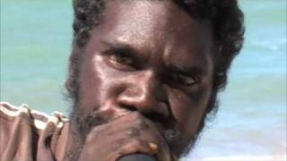 Ngongu Ganambarr F/F# yirdaki played by Matjaki
