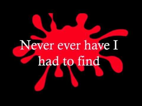 Never Ever  All Saints Lyrics