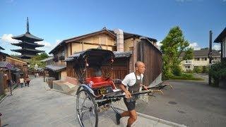 Kyoto (産寧坂、二寧坂、石塀小路) Japan Trip 2012 part5