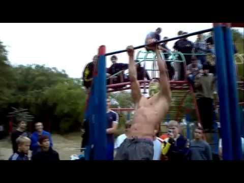Street workout odessa mobile