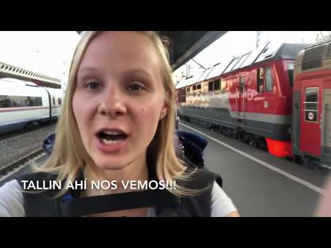 Recorriendo Estonia - PARTE 1: Tallin - Ciudad Vieja